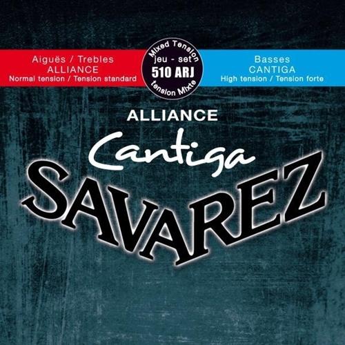 Dây đàn Guitar classic SAVAREZ 510ARJ