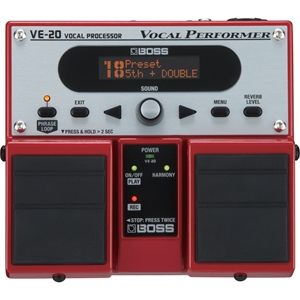 Effect Guitar BOSS VE-20