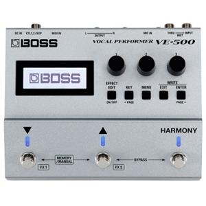 Effect BOSS VE-500