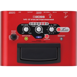 Effect Guitar Boss VE2