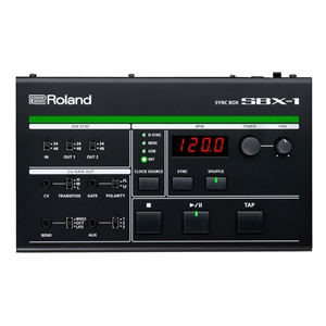 Effect Guitar Roland SBX-1